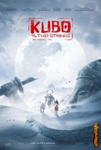 """Kubo and the two strings"": nuovo trailer e artworks spettacolari"