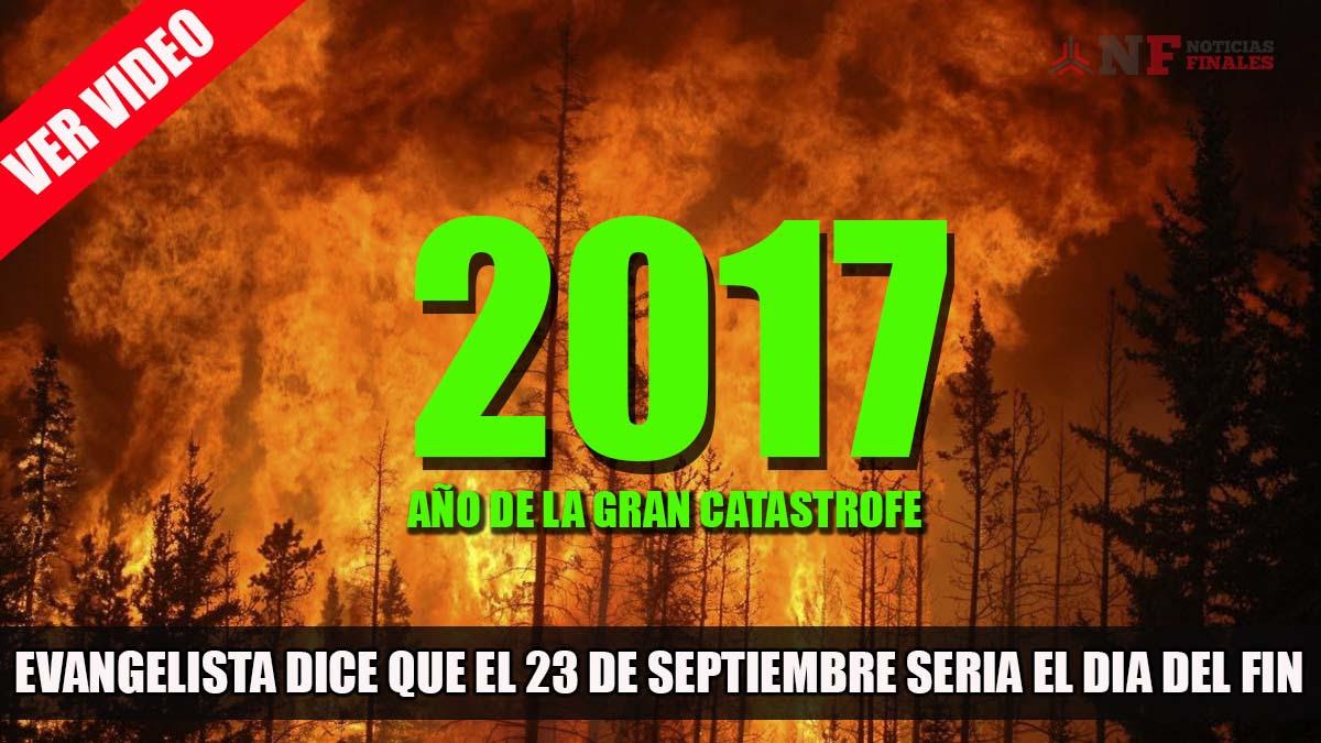 Resultado de imagen para 23 septiembre profecias cristianas
