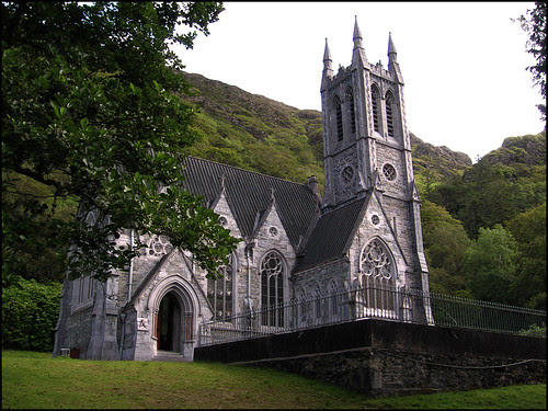 Kylemore Abbey Church