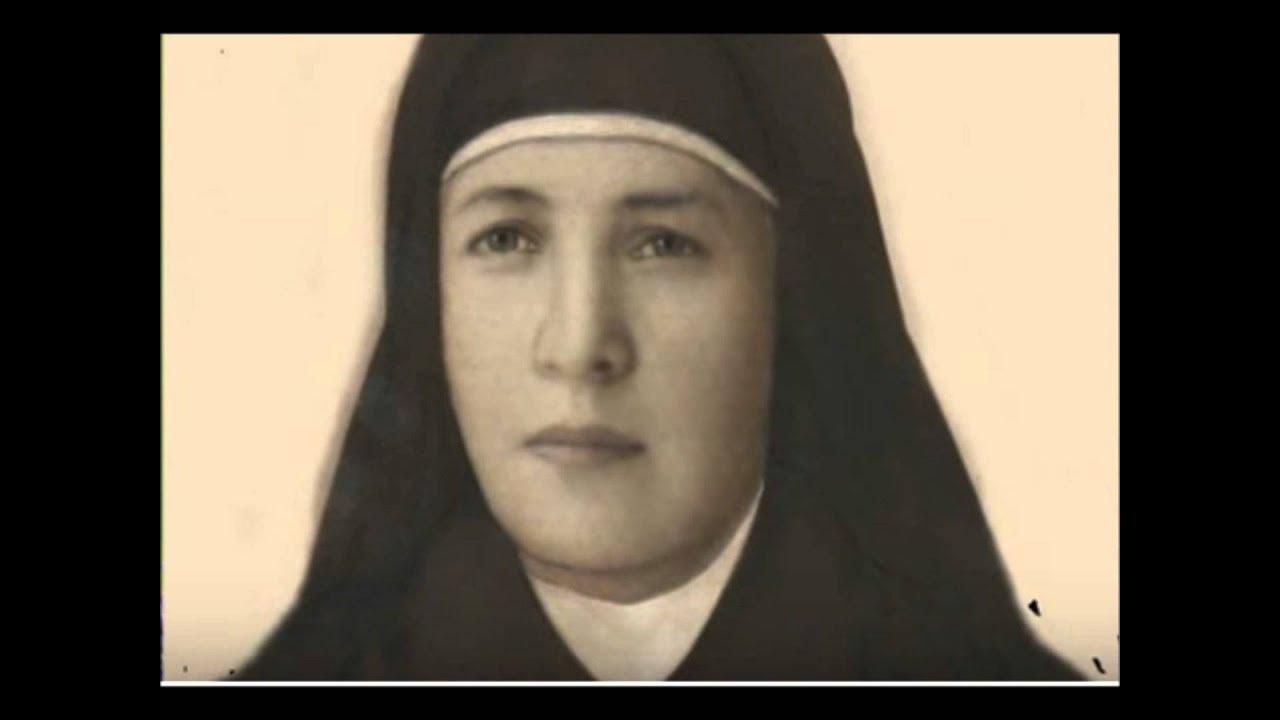 MADRE MARIA SARA ALVARADO PONTON - YouTube