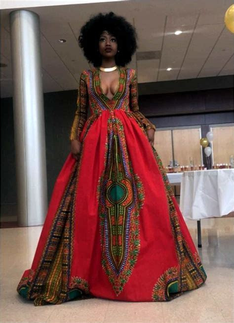 Formal African Print Dresses And Fashion Outlet Review
