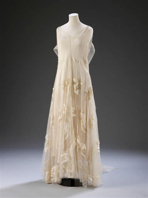 Madeleine Vionnet Dress   Madeleine was a famous French