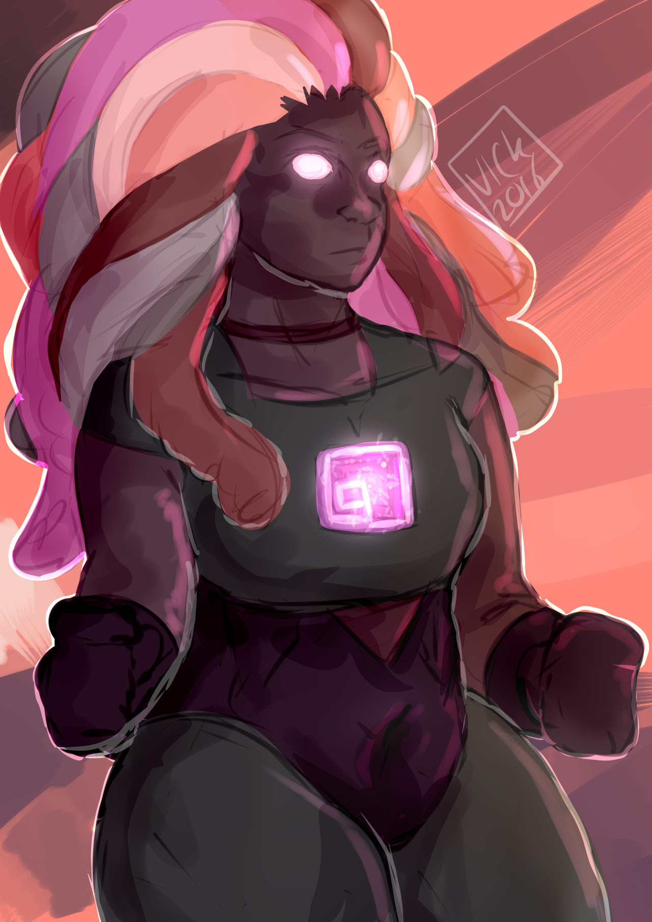 ok i'm gonna assume this is bismuth and so i drew them