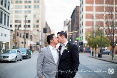 LGBT St. Louis Wedding Photographer
