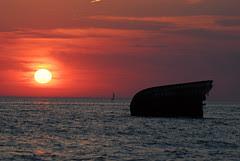 Sunset Wreck
