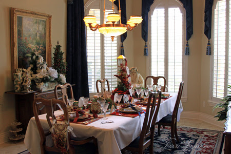 A Touch of Grace » Dining Room Pictures As Promised