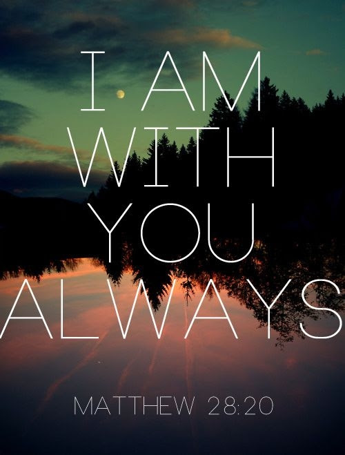 I Am With You Always Pictures Photos And Images For Facebook