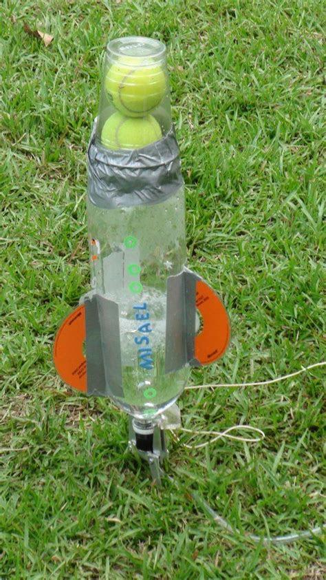 pin  la casa  projects water rocket diy rocket bottle