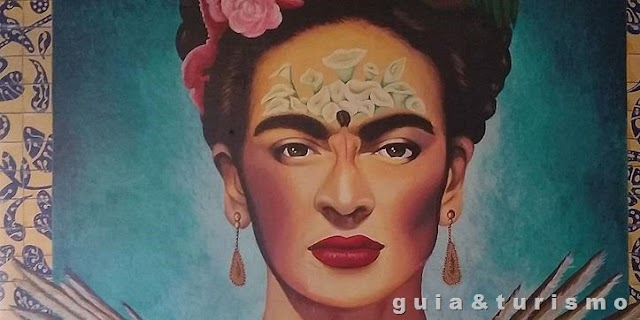 Museu Frida Kahlo com almoço no Mercado de Coyoacán