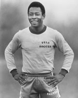 Pele: Greatest Footballer ever, sure; but was he any good at football?