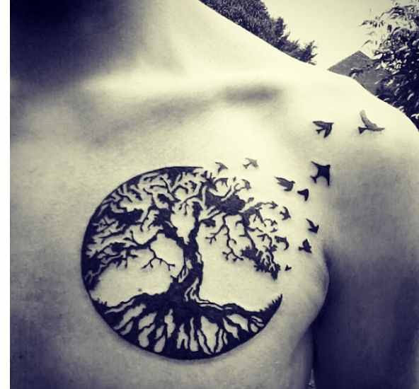 18 Amazing Tree Of Life Tattoos Design Of Tattoosdesign Of Tattoos