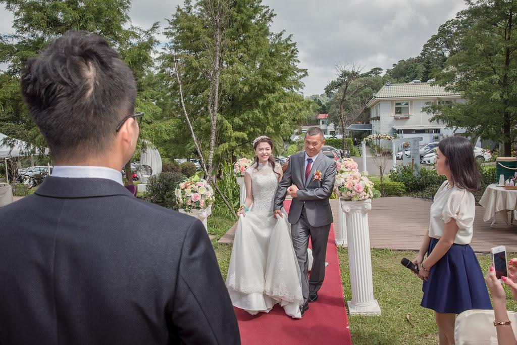 桃園大溪蘿莎會館 戶外婚禮拍攝