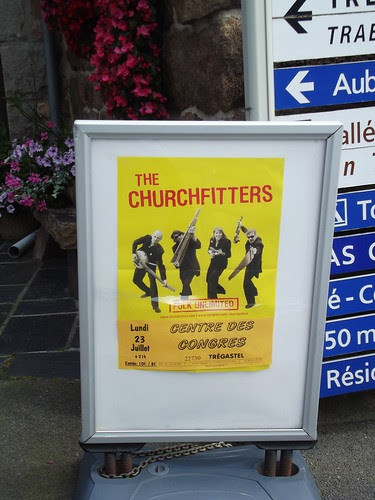 The Churchfitters by rajmarshall