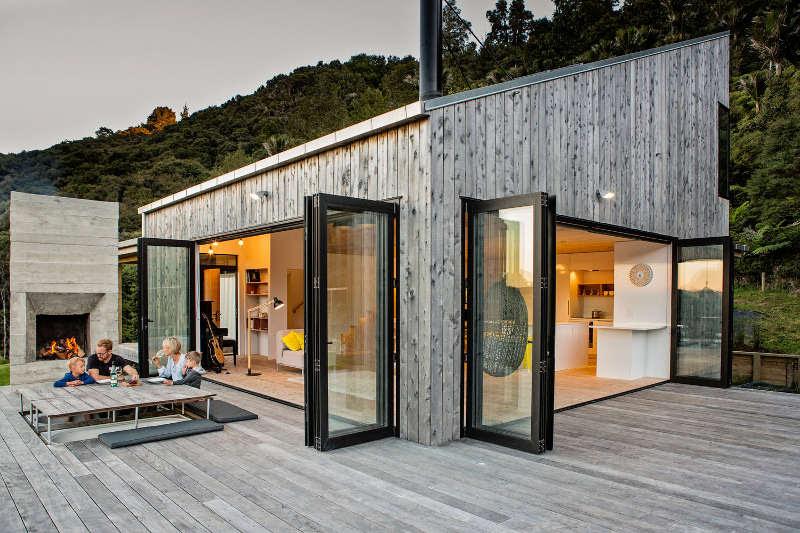 Nhà gỗ nhỏ đẹp