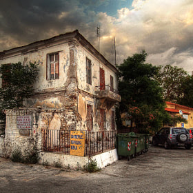 Old House by Branislav Rupar (bane65) on 500px.com