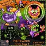 Halloween Grab Bag 1 CU