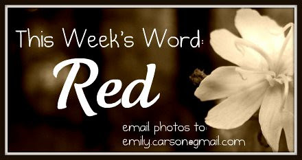 Word of the Week Red