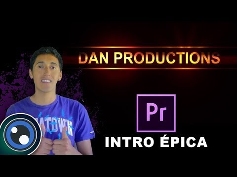 Crear Intro Épica en Adobe Premiere Pro CC / Tutorial
