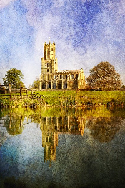 Saint Mary & All Saints, Fotheringhay, Northamptonshire