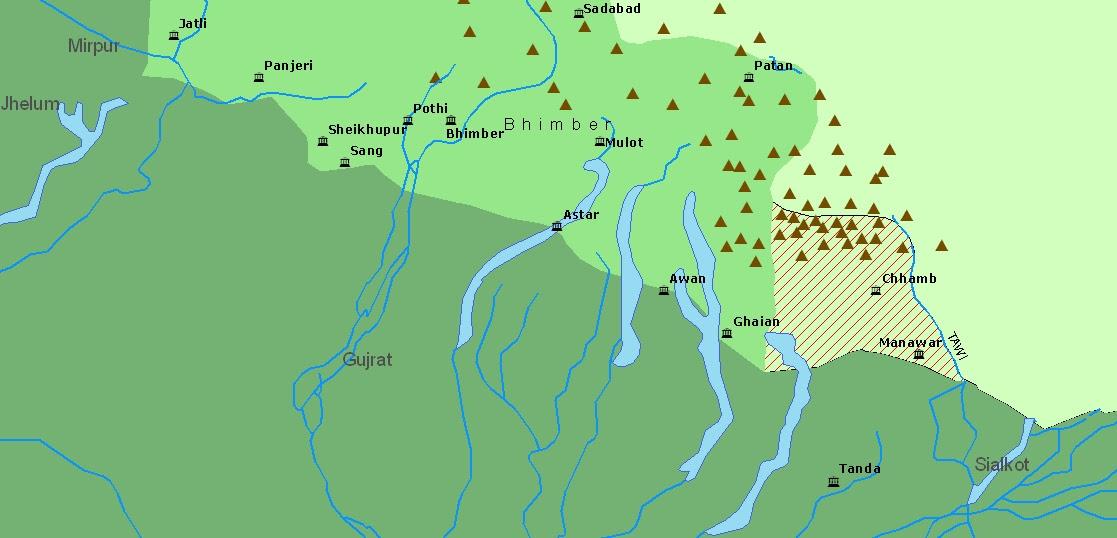 Battle Of Chamb Wikipedia