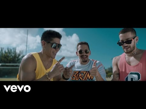 Chyno Miranda, Mau Y Ricky - Cariño Mío (Video Official)