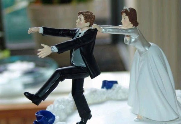 Perierga.gr - Τούρτες διαζυγίων