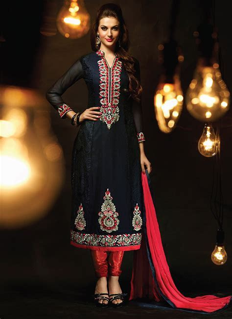 Latest Indian Party Wear Salwar Suits Collection 2019