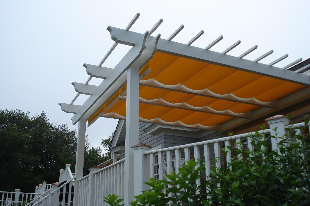 Pergolas | Archadeck custom decks, patios, sunrooms, and porch builder
