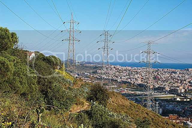 Barcelona Mountains: An Electrifying City Landscape