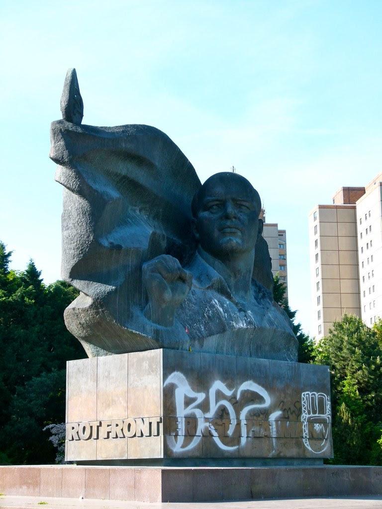 Thälmanndenkmal Berlin