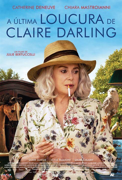 A Última Loucura de Claire Darling : Poster