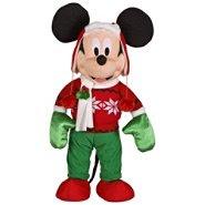 Disney Mickey Christmas Porch Greeter at Kmart.com