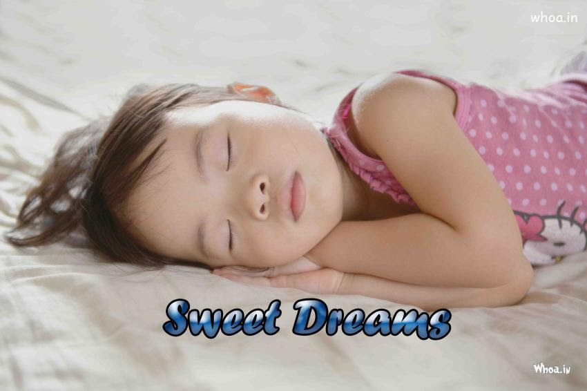 Good Night Greetings For Sweet Baby