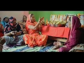 Sherawali mata bhajan lyrics in hindi budhapa mujhe mat dena