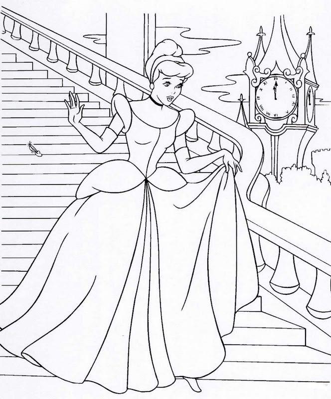 Großartig Cinderella Malvorlagen Fotos - Ideen färben - blsbooks.com