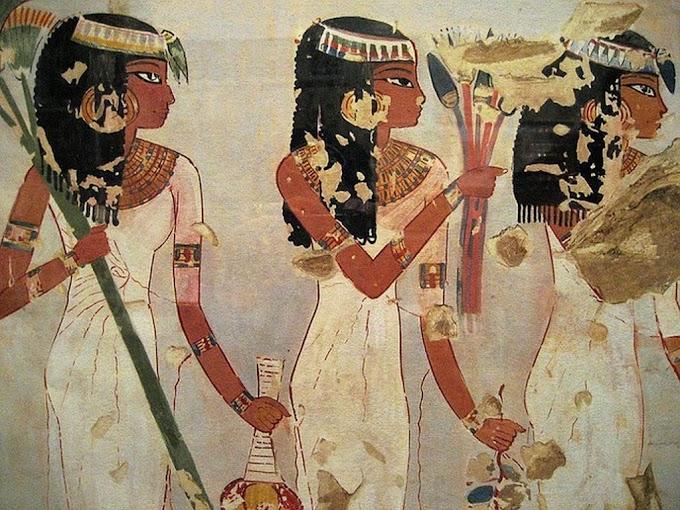 Egyptian women in the Pharaonic era