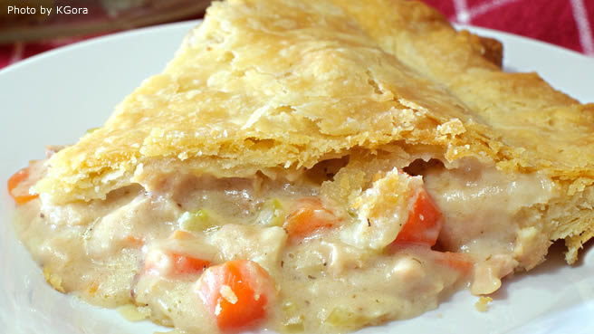 Chicken Pot Pie Reci