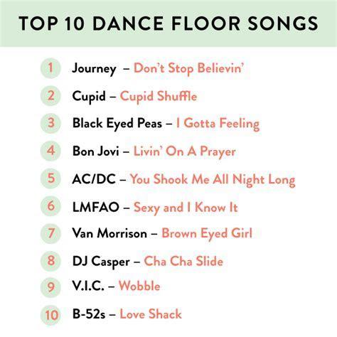 Rochester Wedding Inspiration: Top 10 Dance Floor Songs
