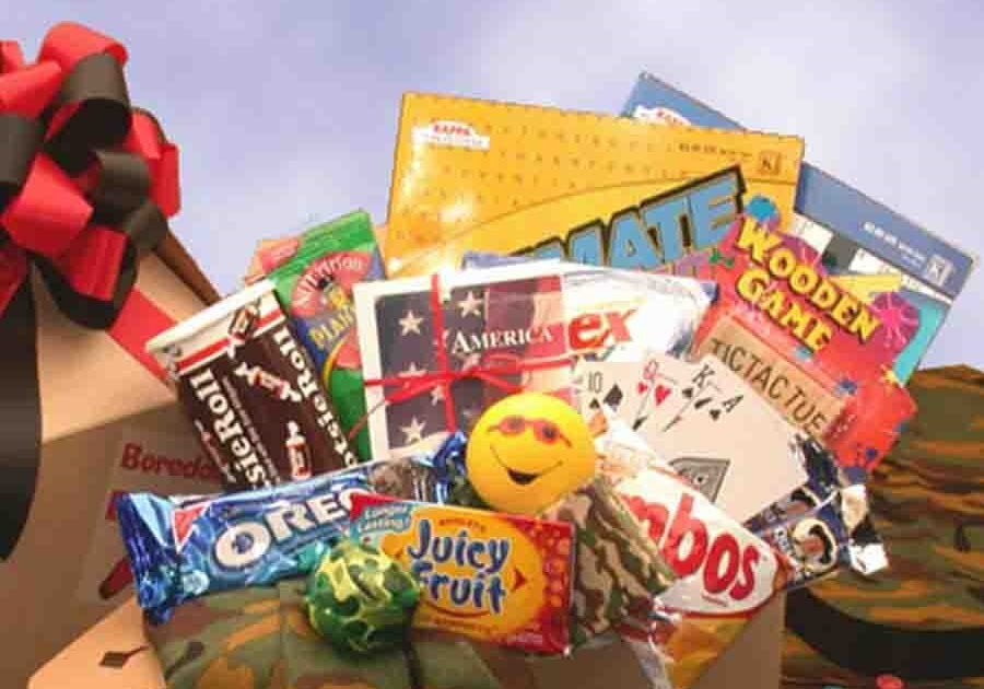 Sending Gifts To Military Service Members Serving Overseas