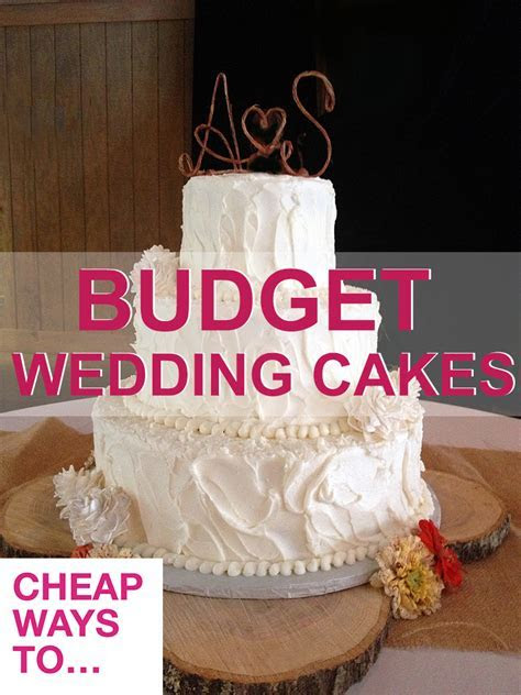 How to Save Money on Ordering Wedding Cakes through a