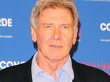 Harrison Ford promoting his new movie 'Extraordinary Measures', Berlin