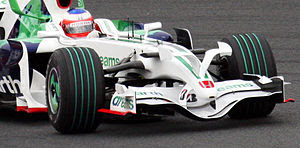 Formula One 2008 Rd.16 Japanese GP: Bridgeston...