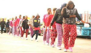15 Of 162 New Libyan Returnees Arrive With Pregnancies