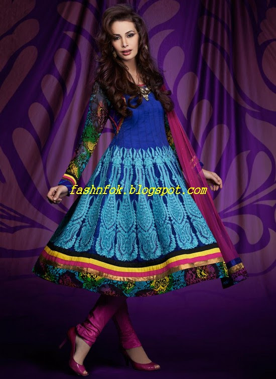 Anarkali-Formal-Party-Wear-Girls-Frock-New-Indian-Pakistani-Designer-Fashion-Dress-2