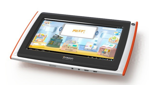 Oregon Scientific's MEEP! X2 kidfriendly tablet can be yours today for $150