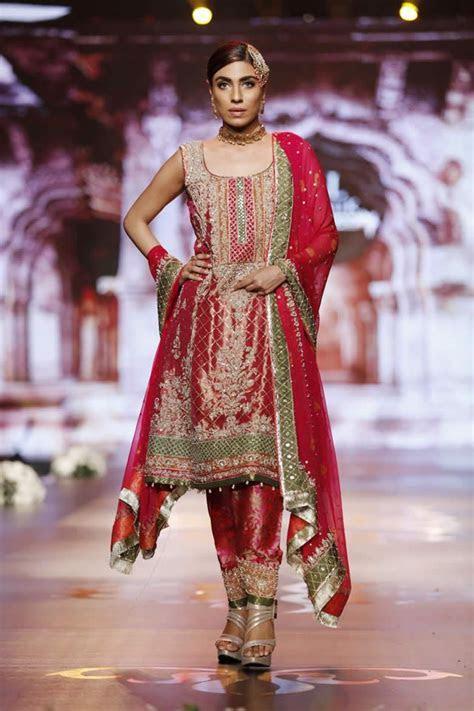 Aisha Imran Bridal Collection at BCW 2016   My Favorite