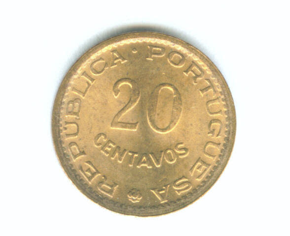 Older African coin(Reverse)