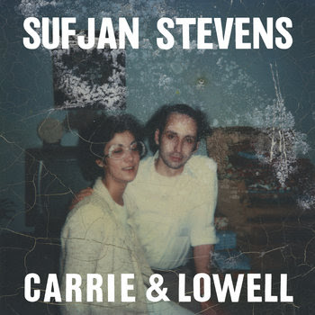 Carrie & Lowell cover art