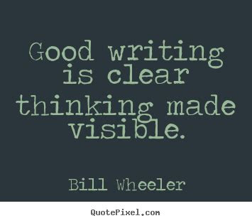 What Makes A Great Writer Quotes