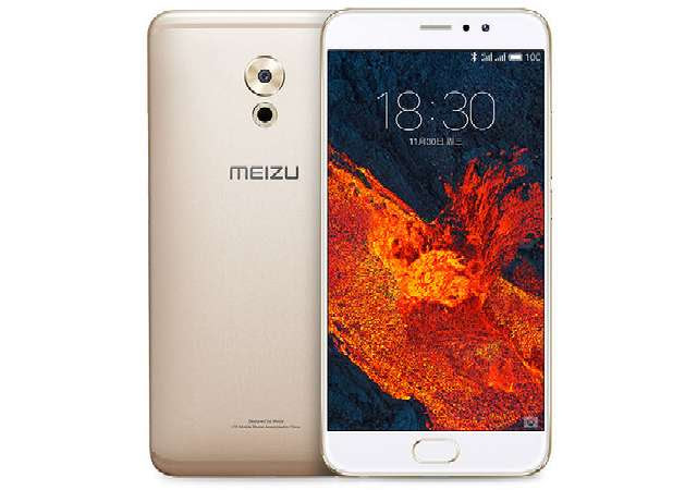 """Meizu Launches PRO 6 Plus with 5.7"""" QHD S-AMOLED Display, 4GB RAM, NFC"""